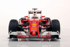 Ferrari SF-16 F1 racer