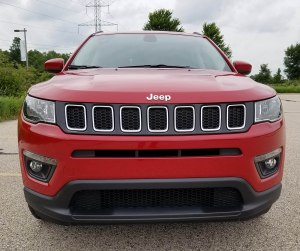 2017 New Jeep Compass