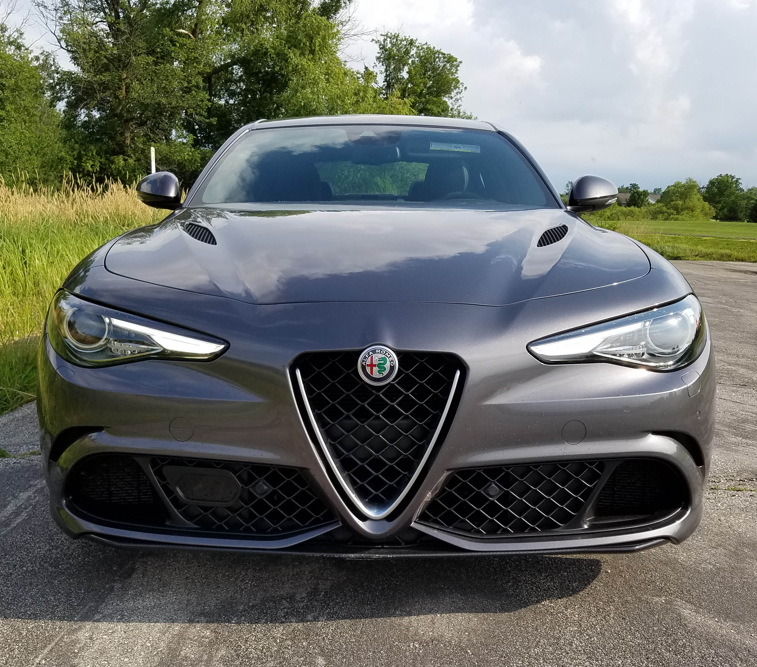 2017 alfa romeo giulia quadrifoglio savage on wheels. Black Bedroom Furniture Sets. Home Design Ideas