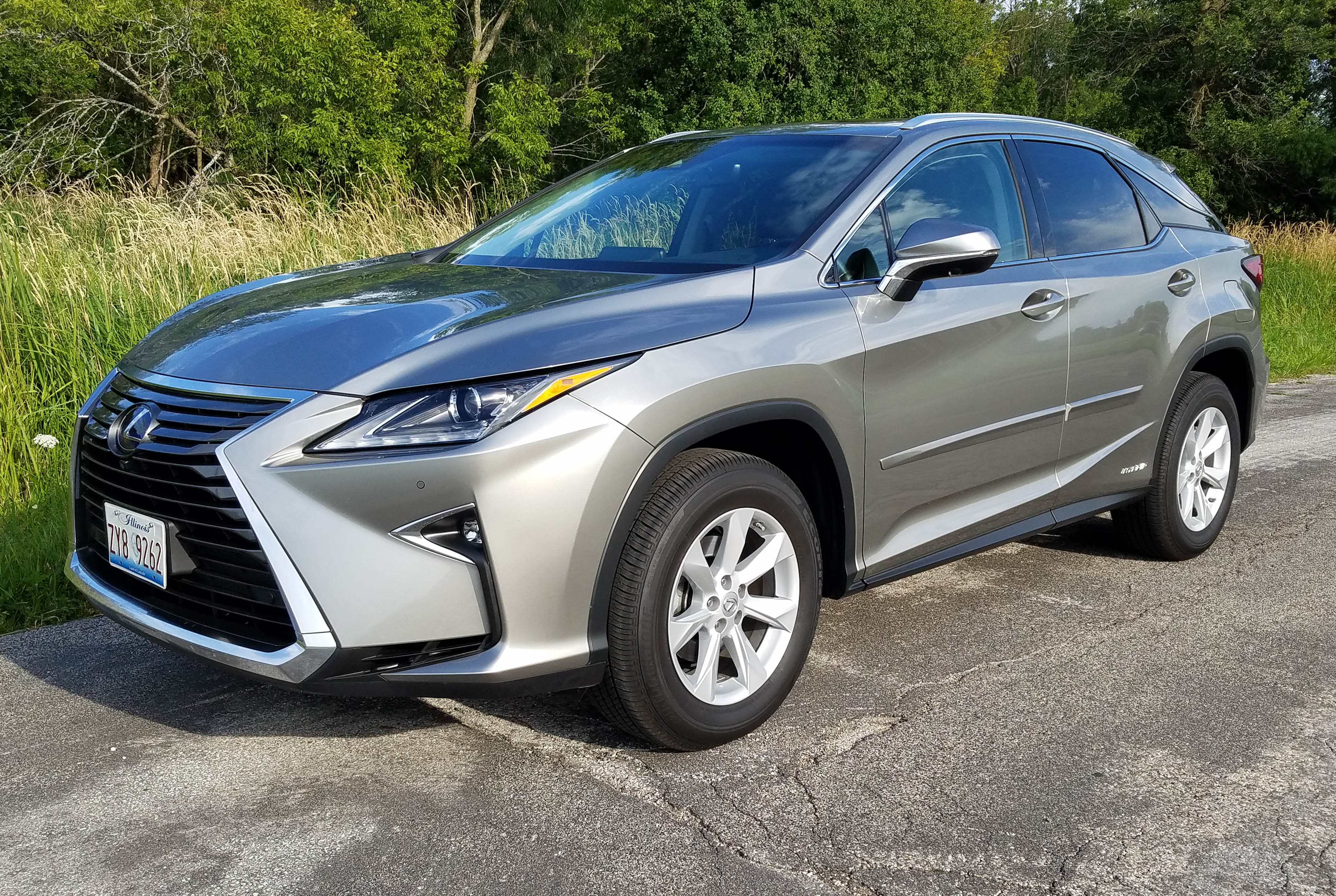2017 lexus rx 450h savage on wheels. Black Bedroom Furniture Sets. Home Design Ideas