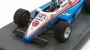 1982 Ligier JS 19