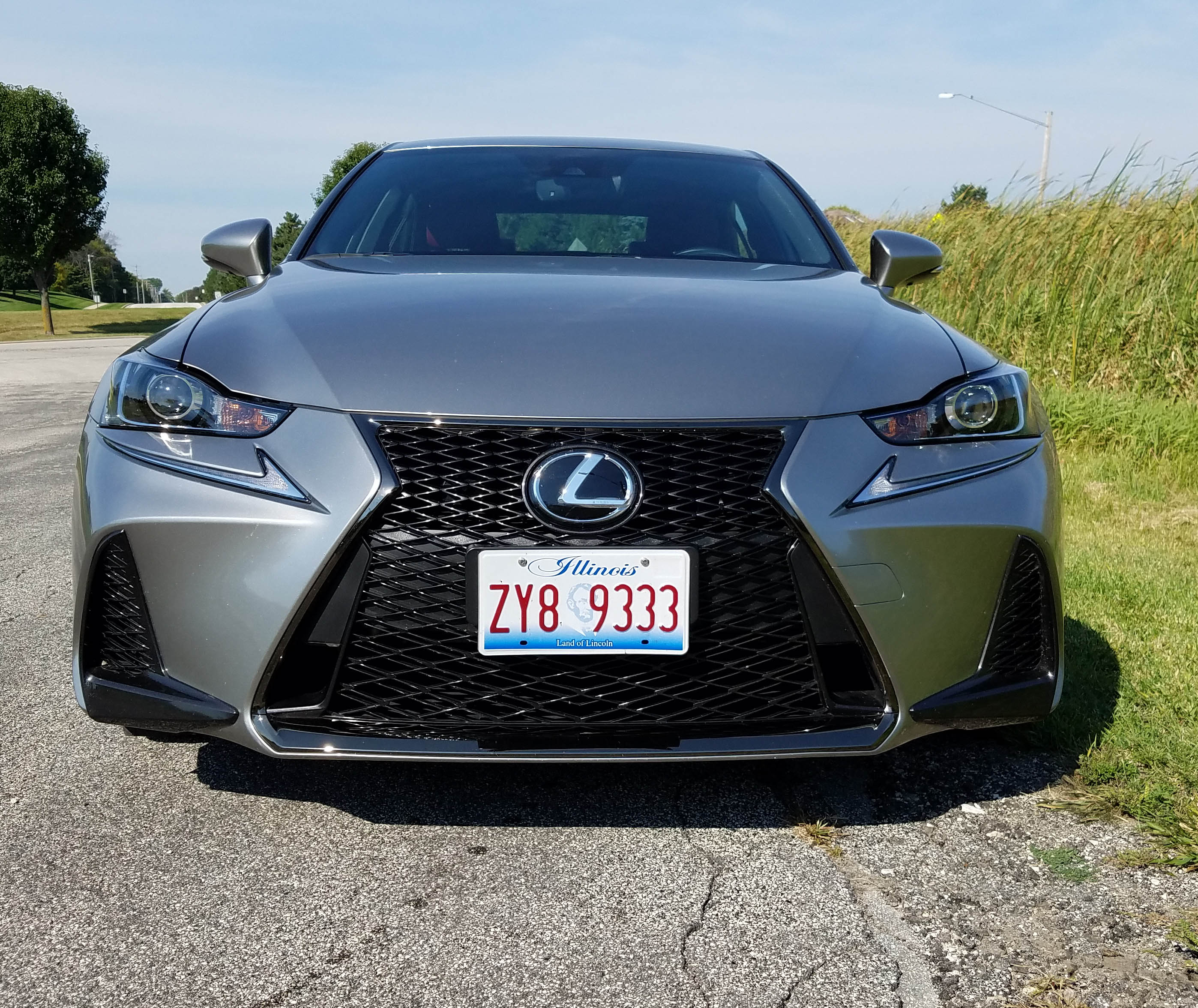 Lexus Is F: 2017 Lexus IS350 F Sport