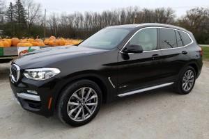 2017 BMW X3 xDrive 35i