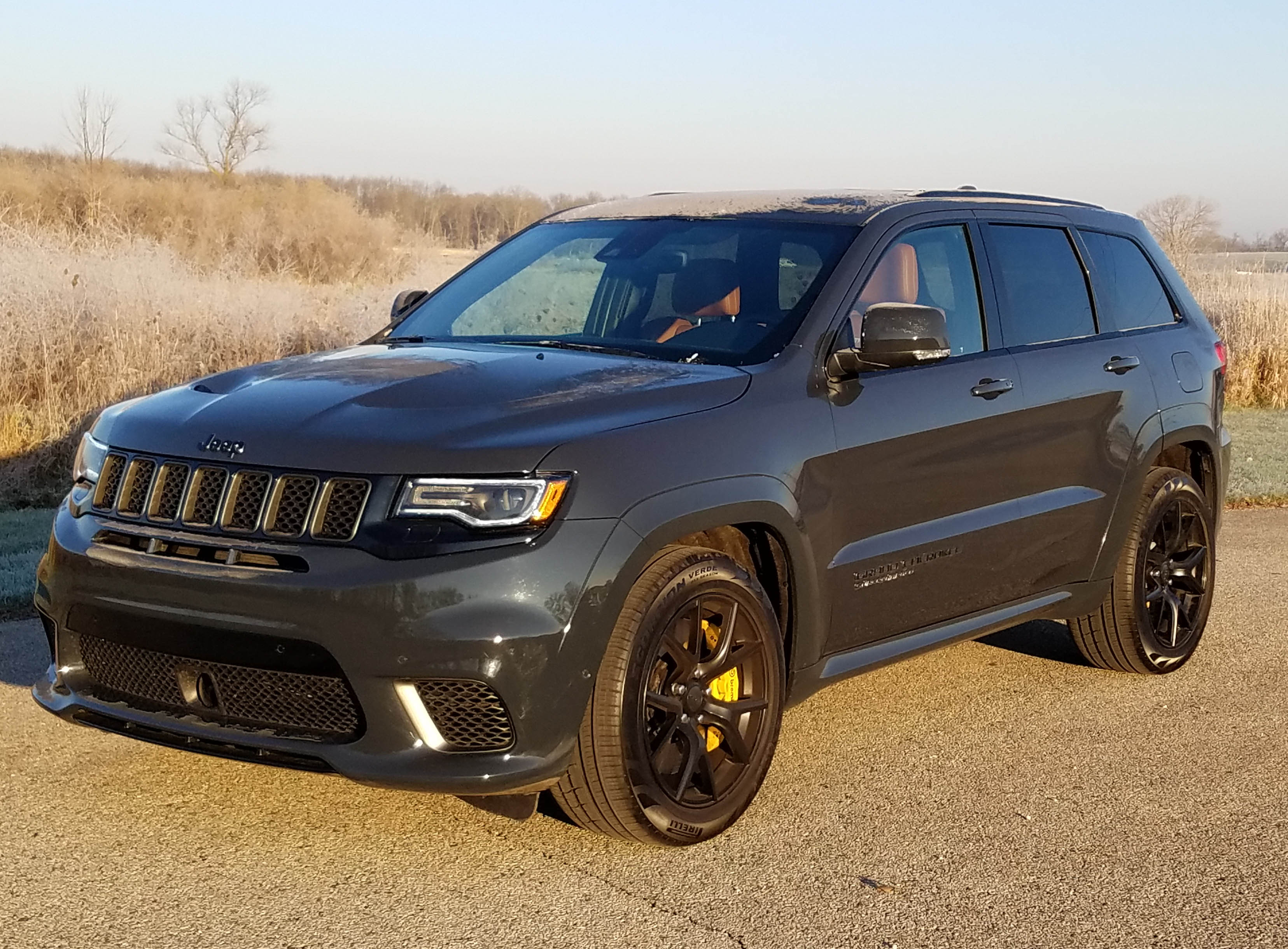 2018 jeep grand cherokee trackhawk savage on wheels. Black Bedroom Furniture Sets. Home Design Ideas