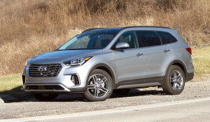 2018 Hyundai Santa Fe Limited