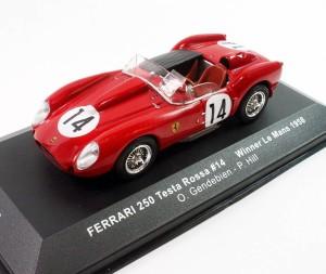 Ferrari 250 Le Mans winner