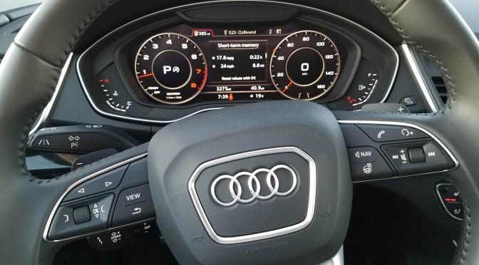 2018 Audi Q5 2.0T quattro w/Prestige