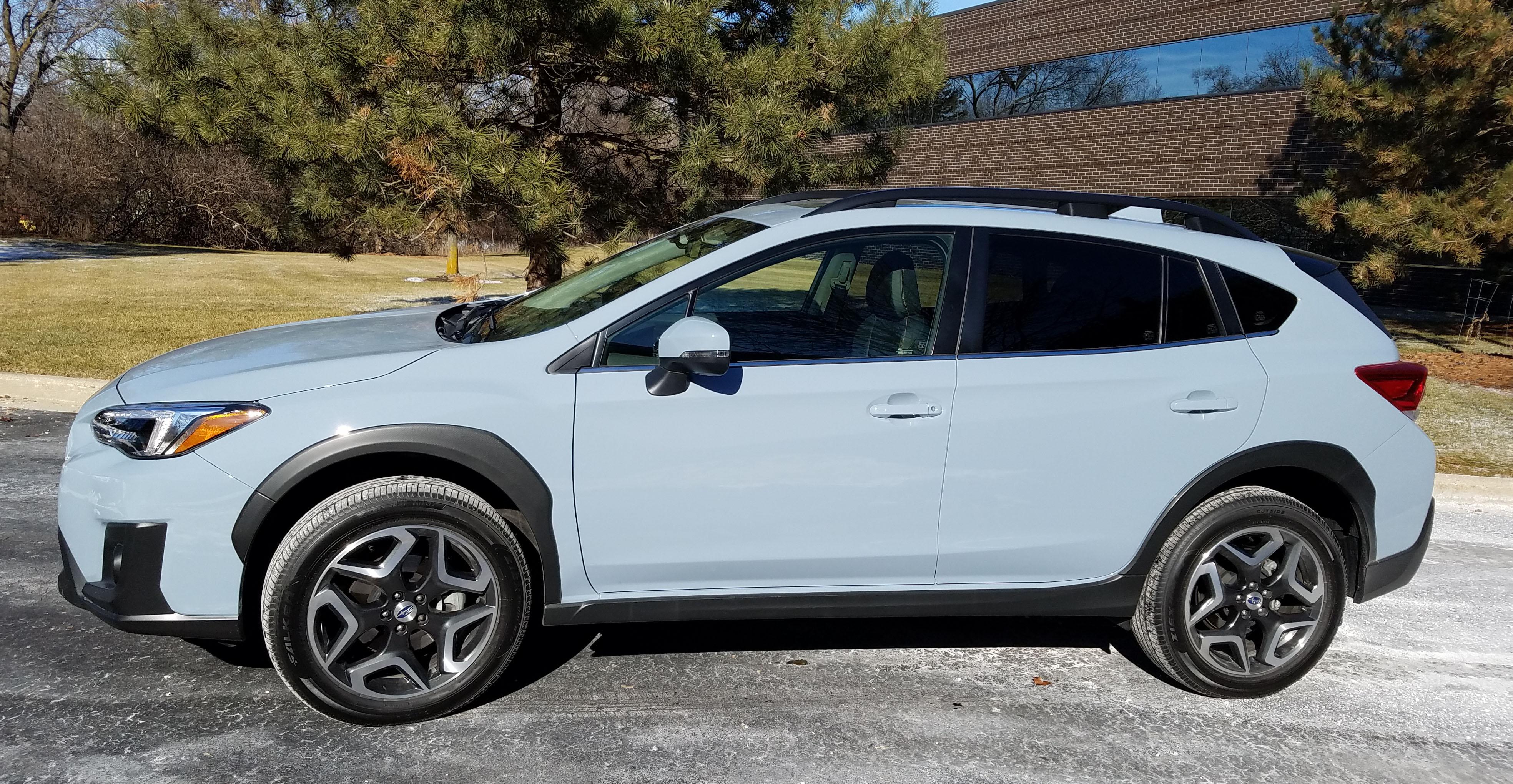 2018 Subaru Crosstrek Limited Savage On Wheels