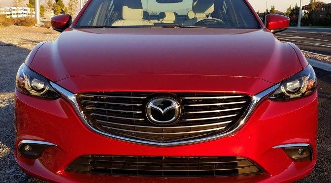 2017.5 Mazda6 Grand Touring