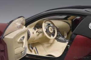 Autoart's Bugatti EB Veyron