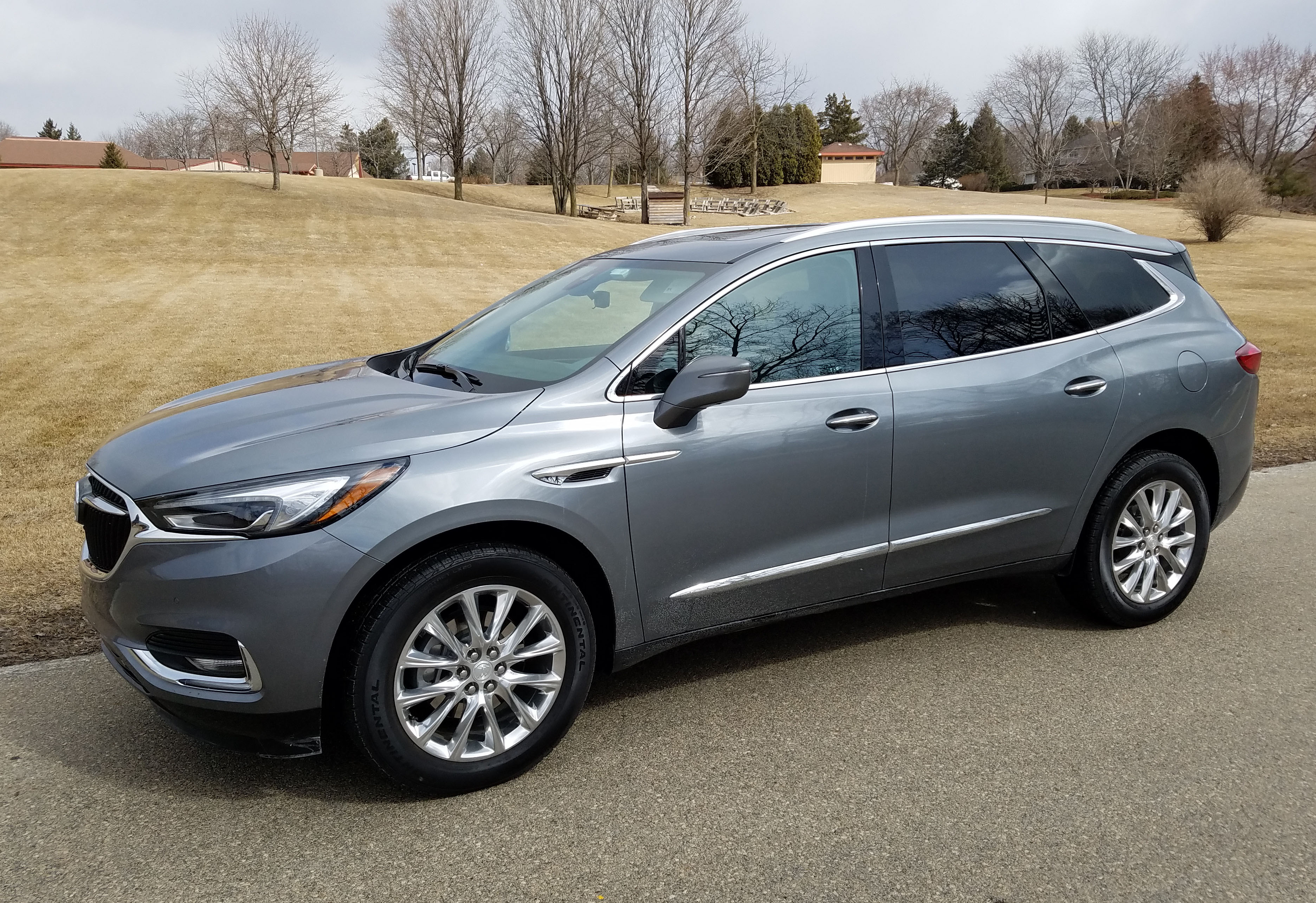 2018 buick enclave premium awd savage on wheels. Black Bedroom Furniture Sets. Home Design Ideas