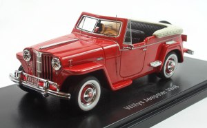 NEO's 1948 Willys Jeepster