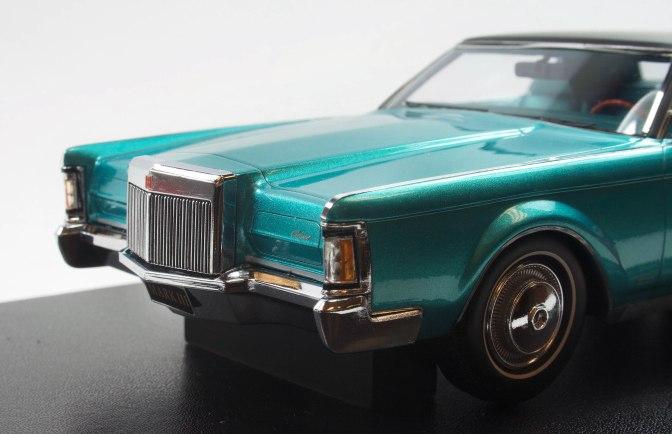 Automodello's 1970 Lincoln Continental Mk. III