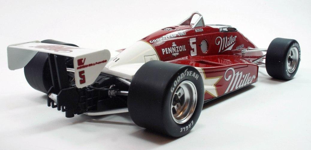 1985 Indy 500 winner, March 85C