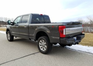 Ford F250 Super Duty 4x4 Crew Cab