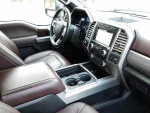 Ford F250 Super Duty 4x4 Crew Cab