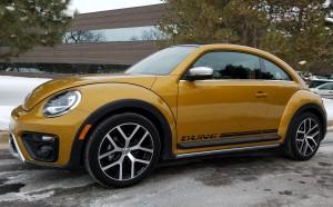 2018 VW Beetle Dune