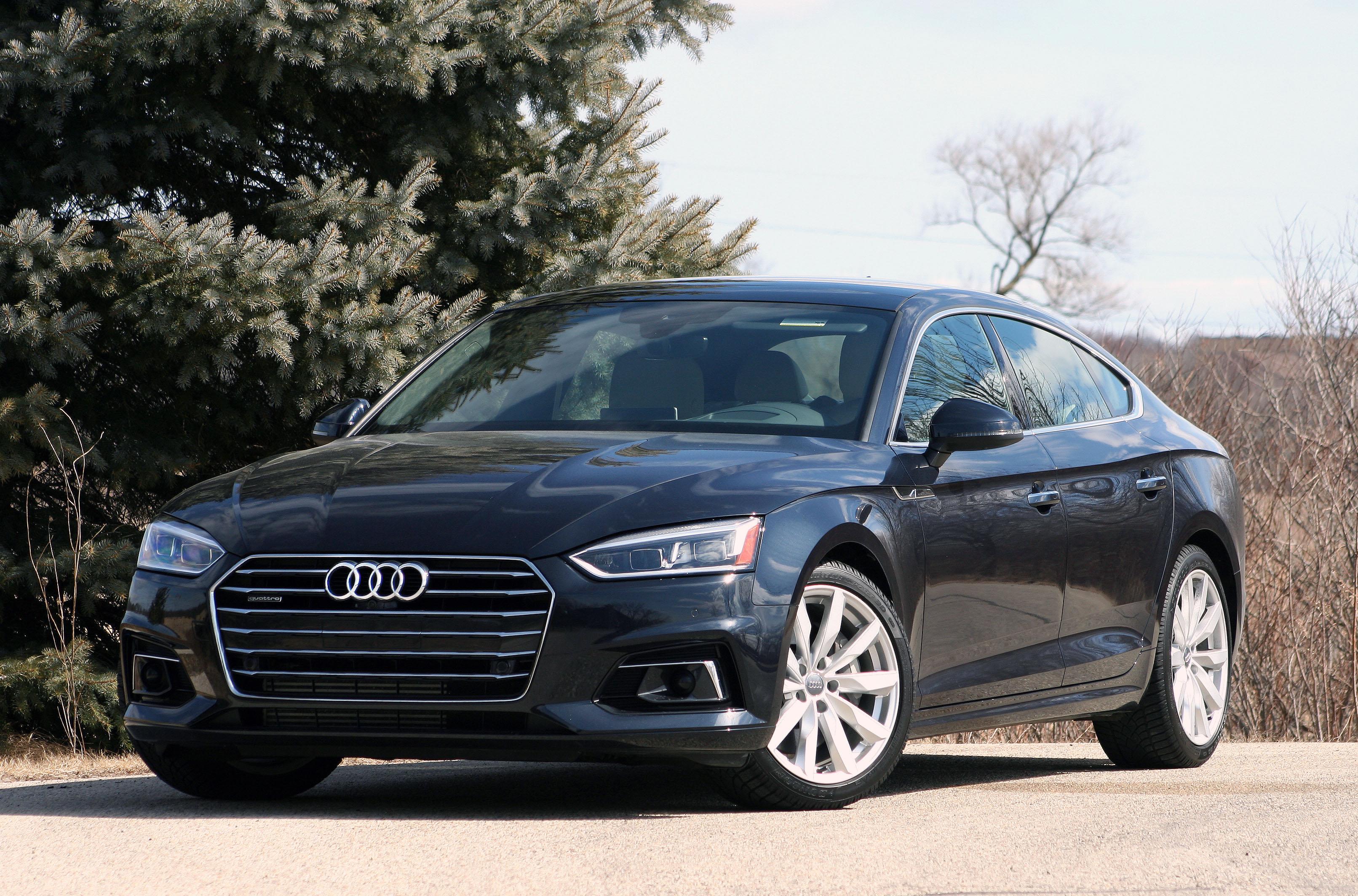 2018 Audi A5 Sportback Quattro Savage On Wheels