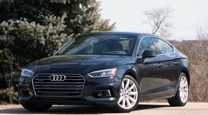2018 Audi A5 Sportback quattro