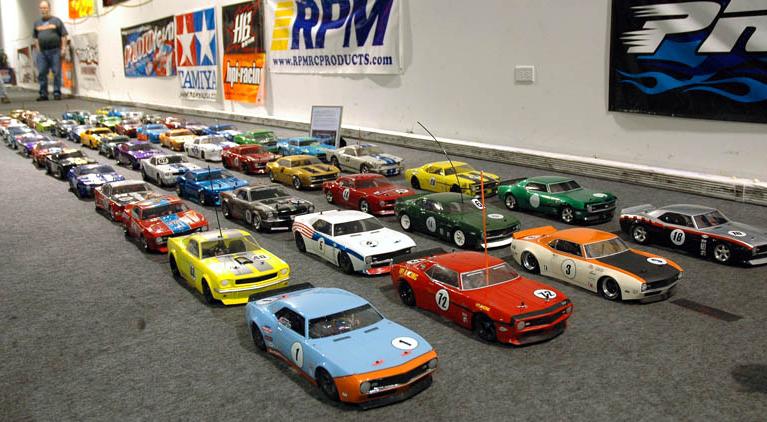 Racing Trans Am