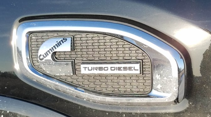 2018 Nissan Titan XD Diesel Pro-4X 4×4