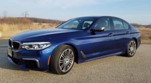 2018 BMW 550i xDrive