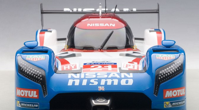 Die-cast: Autoart's Nissan GT-R LM Nismo