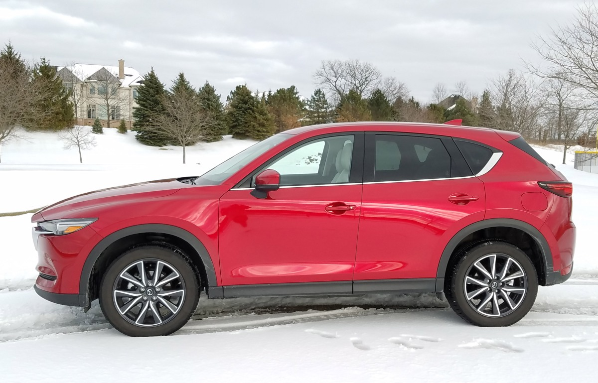 2018 Mazda CX-5 Grand Touring AWD | Savage On Wheels