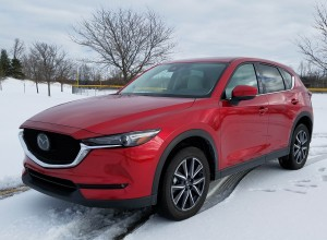 2018 Mazda CX-5 Grand Touring AWD