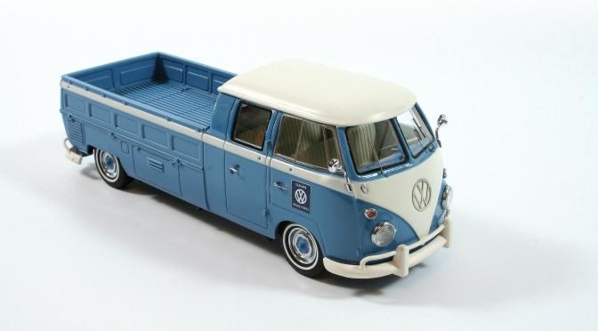 Die-cast: Autocult's Volkswagen T1