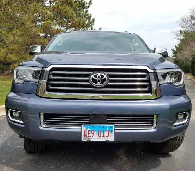 2018 Toyota Sequoia Limited 4×4