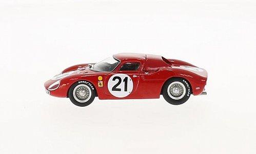Die-cast: Ixo's Ferrari 275LM 1965 Le Mans winner