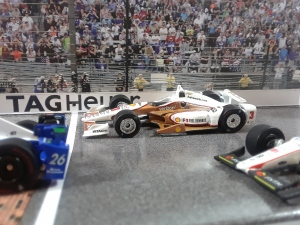 Greenlight 2017 Indy 500 podium finishers