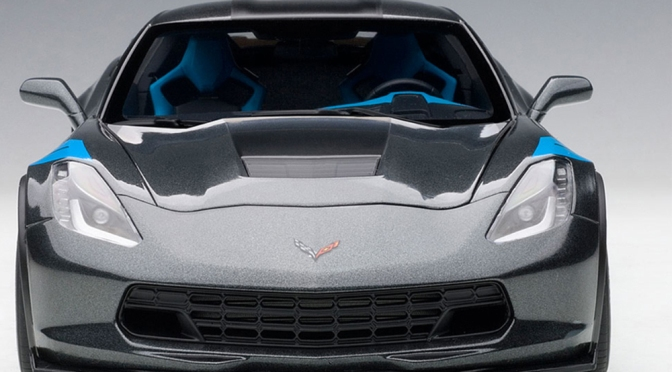 Die-cast: Autoart's Chevy Corvette Grand Sport