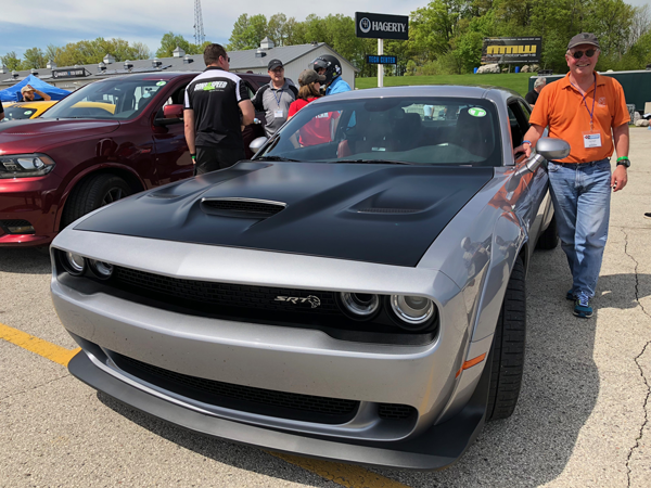 Road America test drives