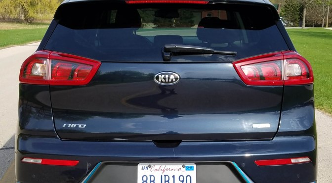 2018 Kia Niro PHEV EX Premium