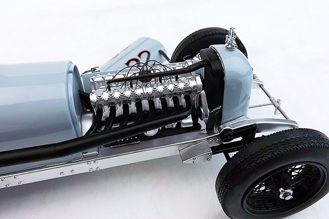 Die-cast: Replicarz's 1927 Indy-winning Duesenberg