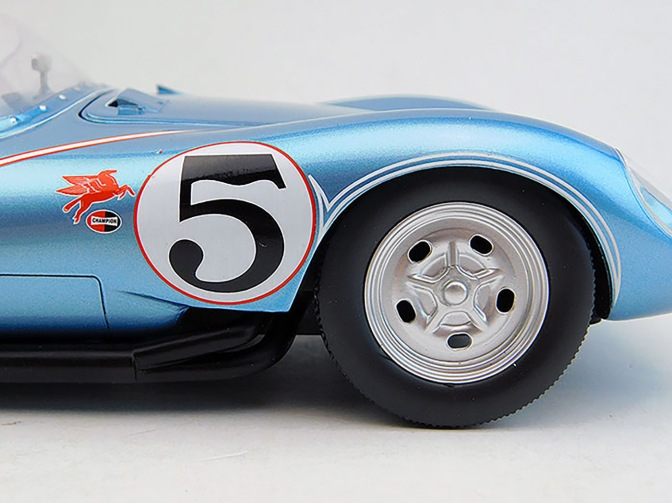 Die-cast: Replicarz's 1958 Scarab Mk. II, Riverside winner