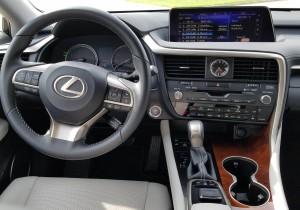 2018 Lexus RX350L