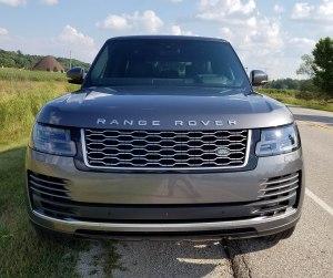 2018 Range Rover HSE