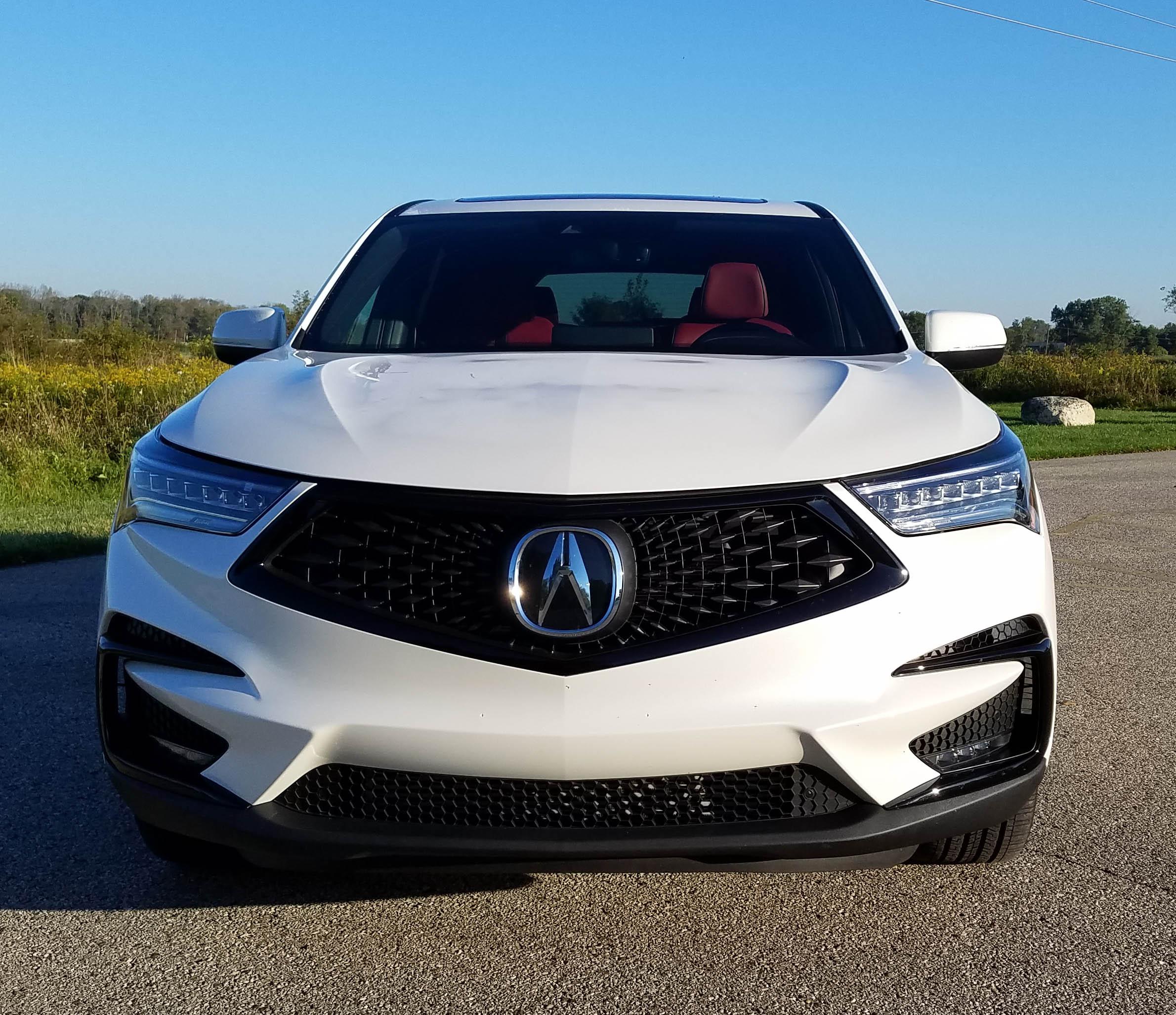2019 Acura RDX SH-AWD A-Spec
