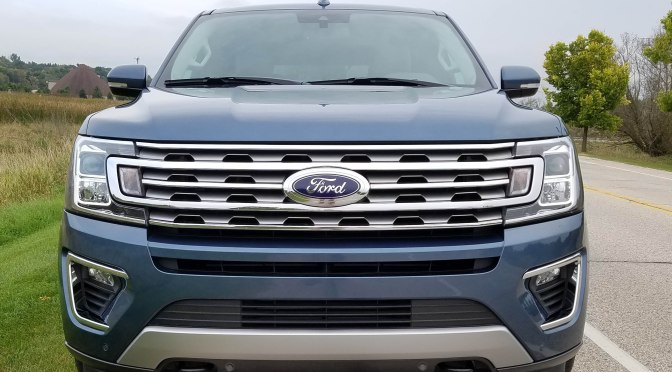 2018 Ford Expedition Limited 4×4