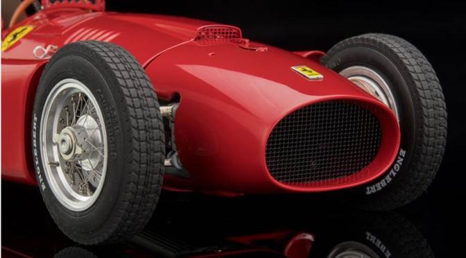 CMC's 1956 Ferrari D50