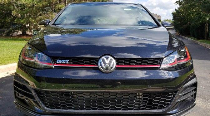 2018 VW Golf GTI