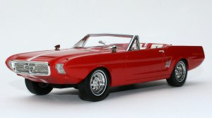 Automodello's 1963 Ford Mustang II Concept