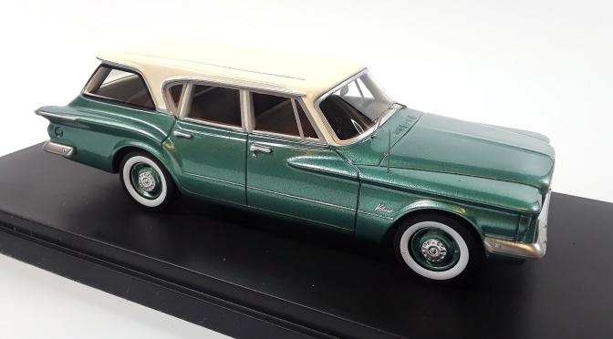 Neo's 1960 Plymouth Valiant Wagon