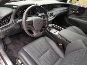 2018 Lexus LS 500 AWD