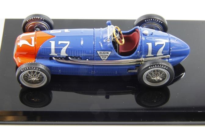 Die-cast: Replicarz's 1940 & '41 Indy 500 Maseratis