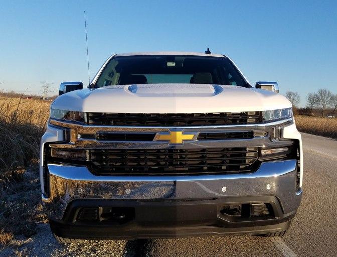 2019 Chevrolet Silverado 4WD LT Crew