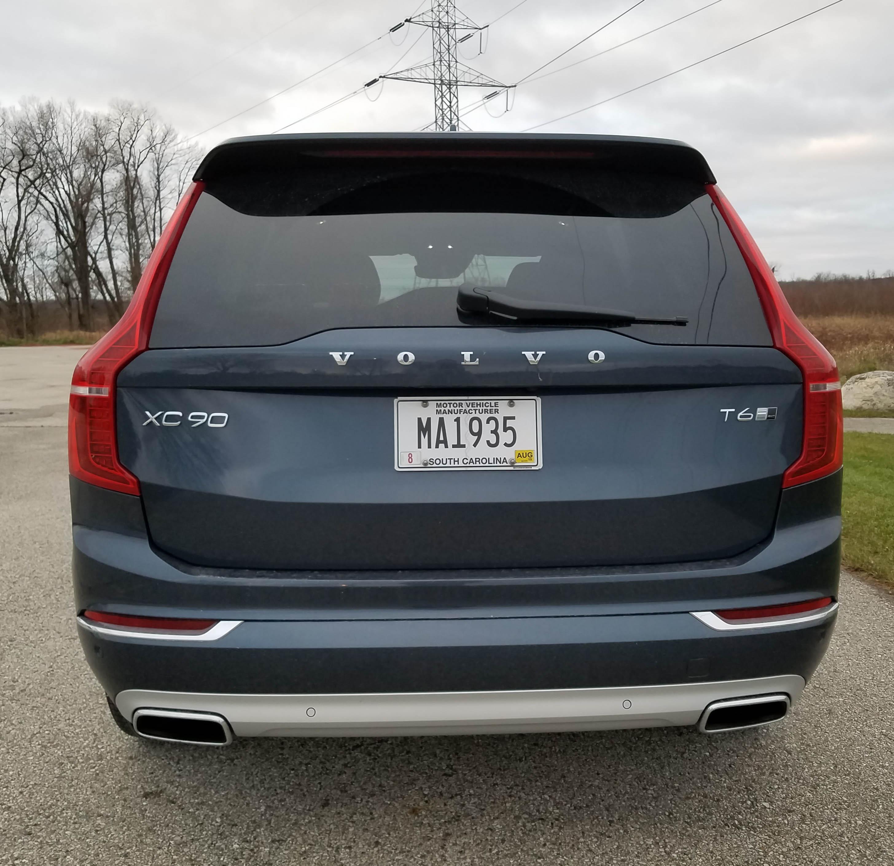 2019 Volvo Xc90 T5 R Design Price: 2019 Volvo XC90 T6 AWD Inscription